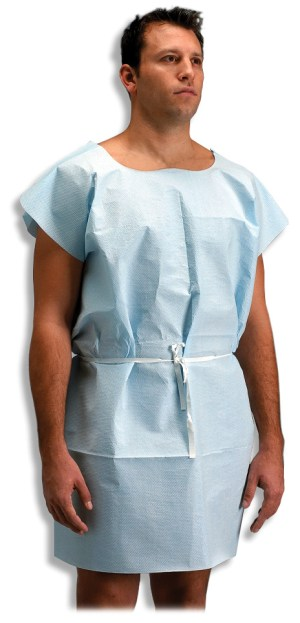 Disposable Standard Patient Exam Gown