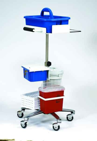 Complete Mobile Phlebotomy Work Station