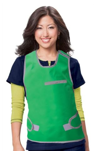 Techno-Aide Vest-Wrap X-ray Apron - Female