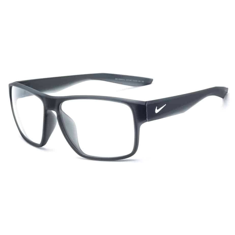 60a70f9ae0f45 ... Nike Essential-Venture Radiation Protection Glasses. 🔍. Matte Grey   Clear  Matte Black