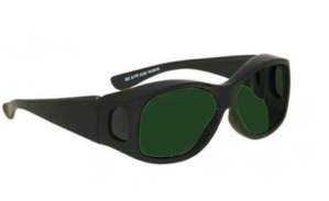 Model 33 Eurolite Quartz Working Shaded IR Safety Glasses - Black