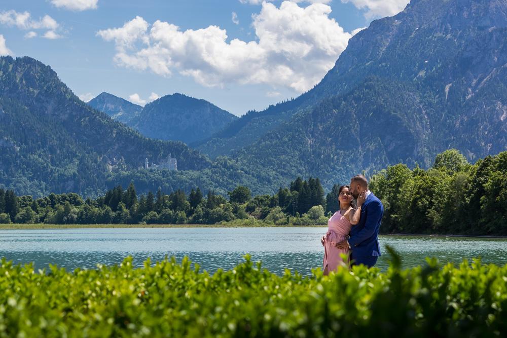 Heiraten auf Schloss Neuschwanstein