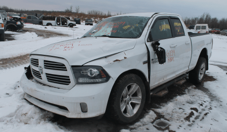 parting out 2014 ram 1500 sport
