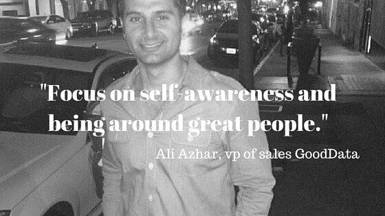 Learn how to be happy with Ali Azhar