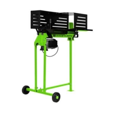 HS7TU 7 ton log splitter c/w mobile leg stand 230V