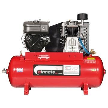 SIP 04330/KOHLER ISKP7/150 Super Petrol Air Compressor 7hp