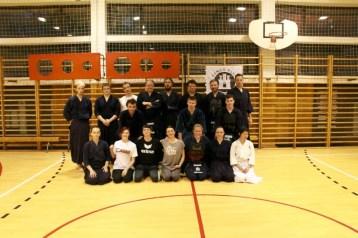 Zajednički trening članova KKZagreb