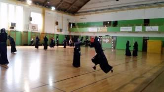 Seminar u Samoboru sa Barany sensei-em 2014.