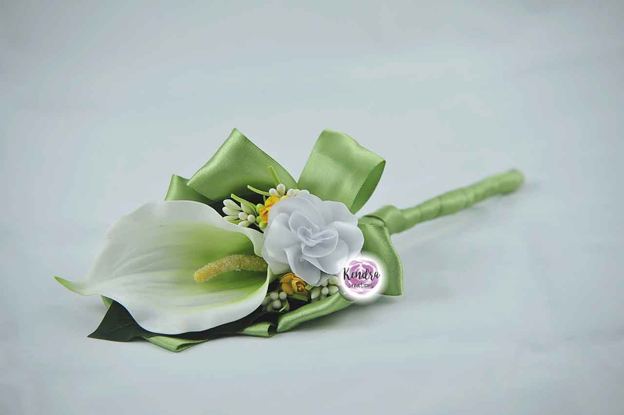 fiore prima comunione calla