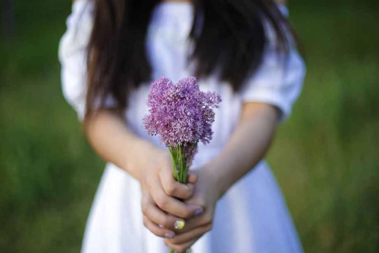 quali fiori usare per la prima comunione