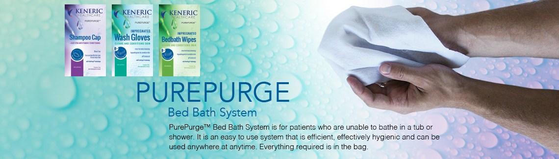 Pure Purge BedBath System