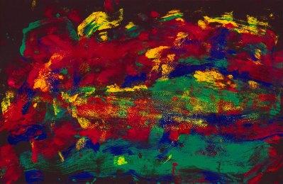untitled 2015 monoprint