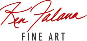 ken falana fine art logo