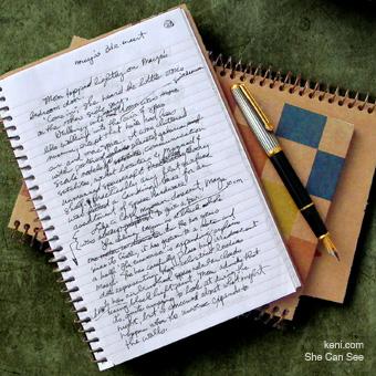 Hand Written: A Novel Decision