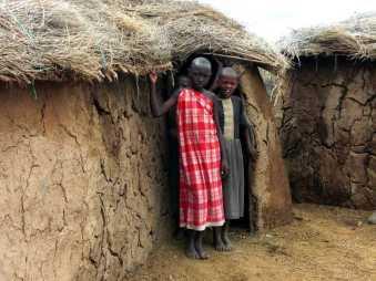 Masai Mara Reservat