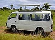 Minibus - Kenia safari Tsavo Amboseli 4 tage