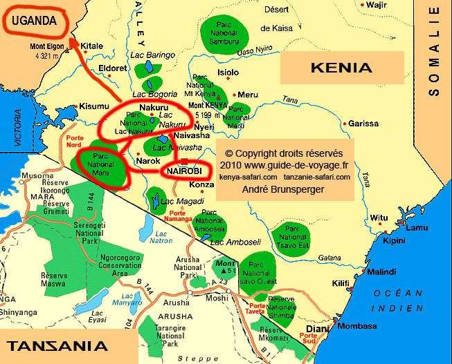 Ruanda Uganda reise urlaub berggorillas safaris tour