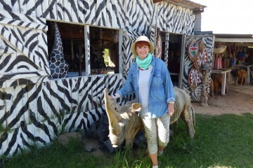 Safaritagebuch - Am Äuator in Kenia