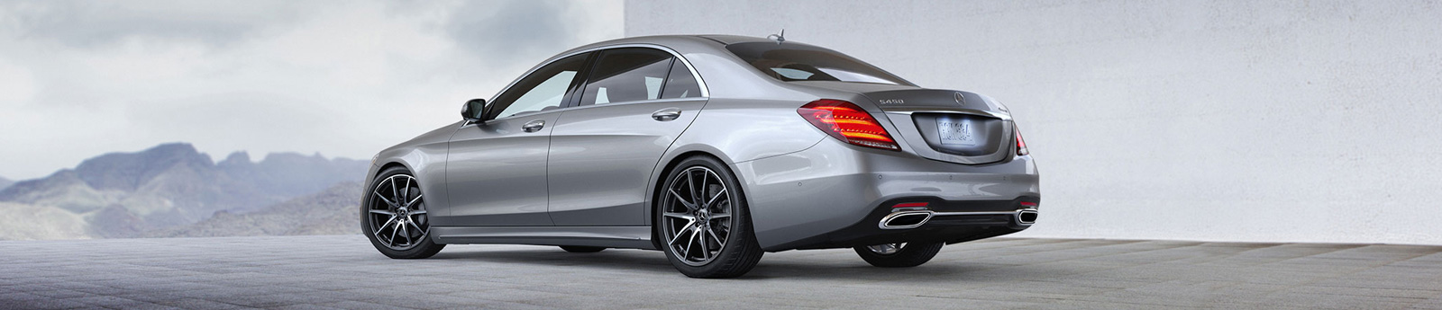 Mercedes-Benz S Class model