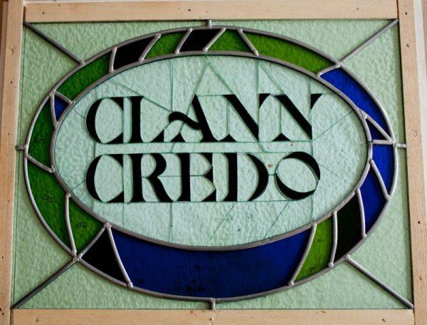 Clann Credo cut and leaded