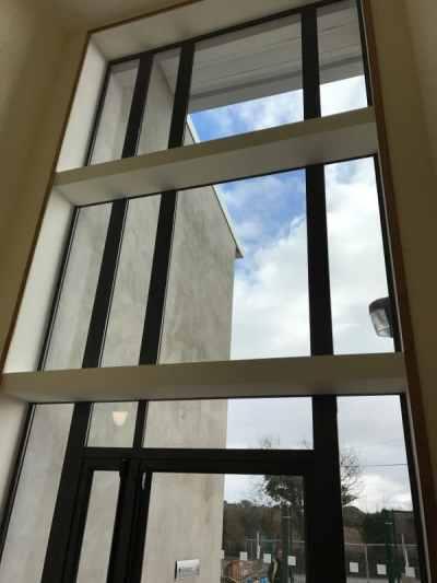 Two Story Window