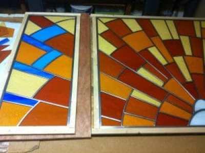 Panels no 2 & 3