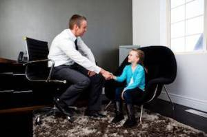 Child psychologist: therapy with children