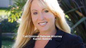 Orange County Defense Attorney : Criminal Attorney Karren Kenney - Contact us