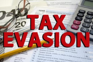 Understanding Tax Evasion by Orange County Criminal Defense
