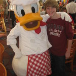 Donald Chef Mickeys 2011 (2)