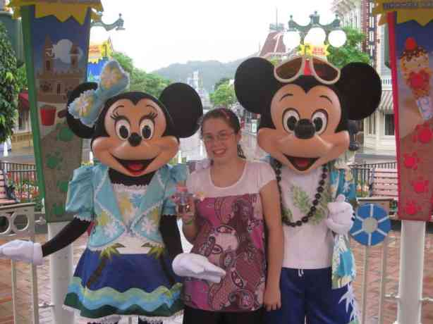 Mickey and Minnie hkdl 2010 (10)