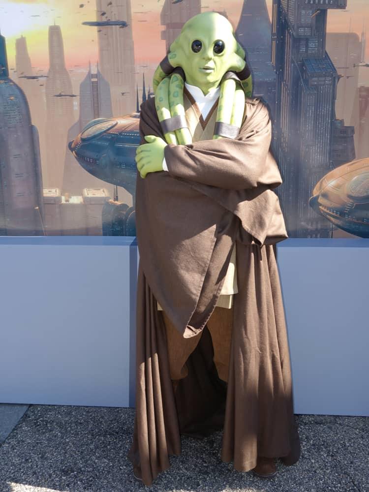 Walt Disney World, Hollywood Studios, Star Wars Weekends Characters, Ahsoka Tano