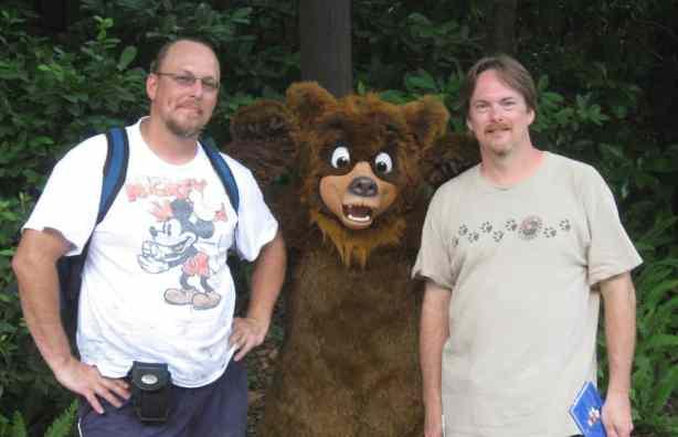 Koda in Animal Kingdom 2009