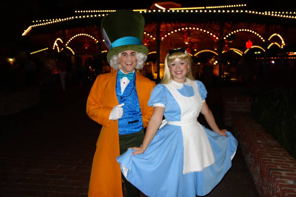 How to Meet all the Mickey's Not So Scary Halloween Party Characters