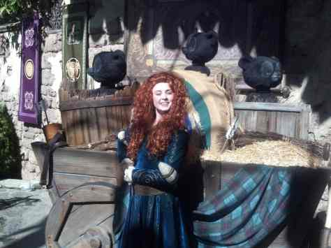 at Magic Kingdom in Disney World