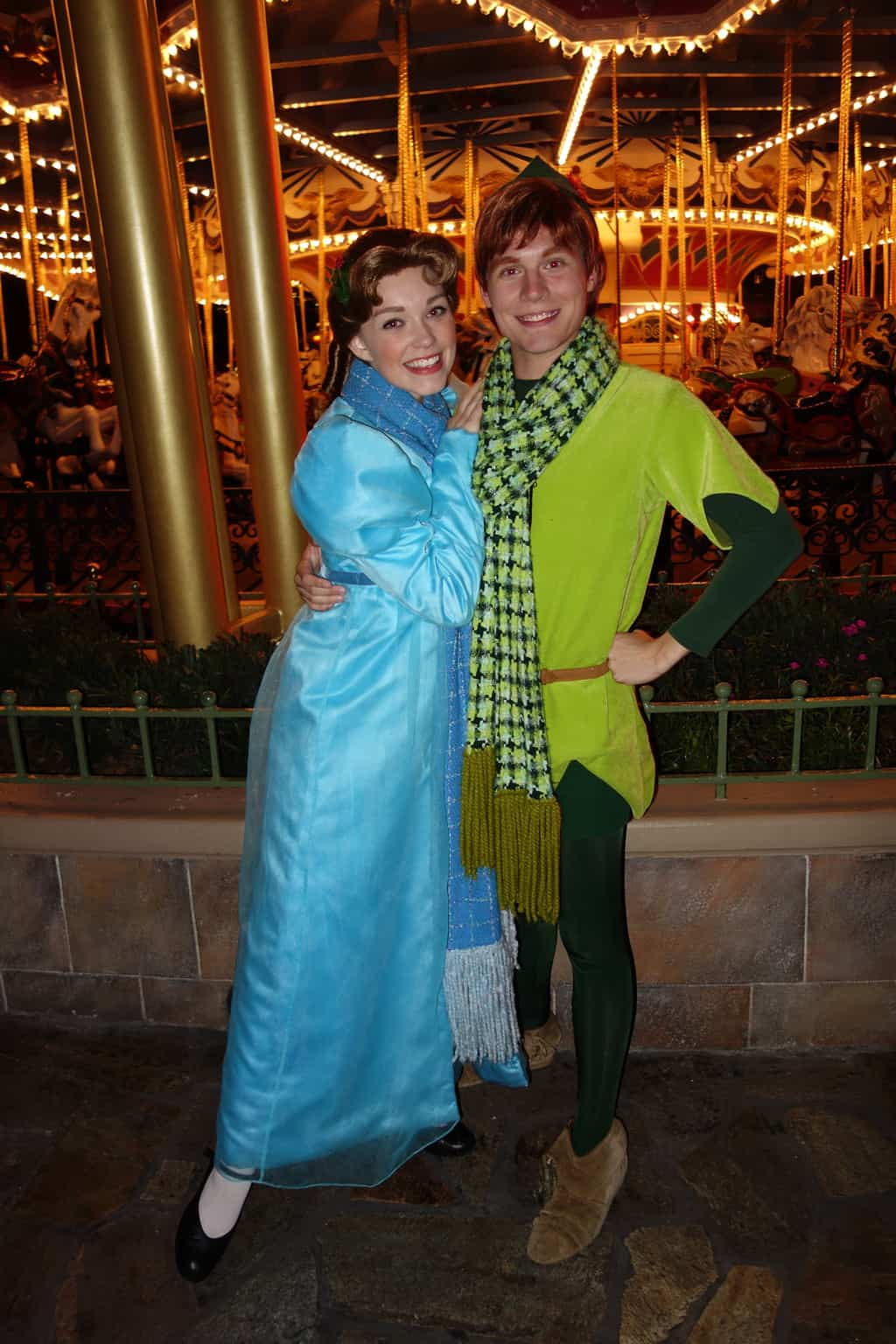 Wendy darling archives kennythepirate peter pan wendy darling at mickeys very merry christmas party 2012 kristyandbryce Image collections