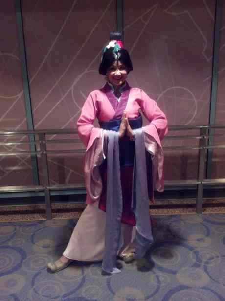 Mulan Character Palooza 2012