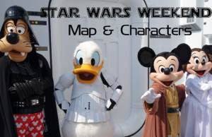 star wars weekends map and characters kennythepirate