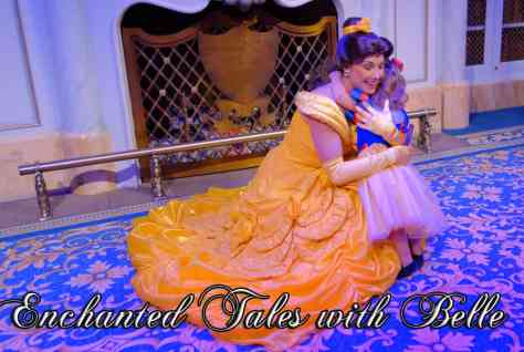 Enchanted tales with Bell Review and Photos