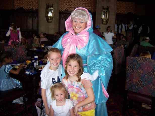 Cinderella's Royal Table 2006