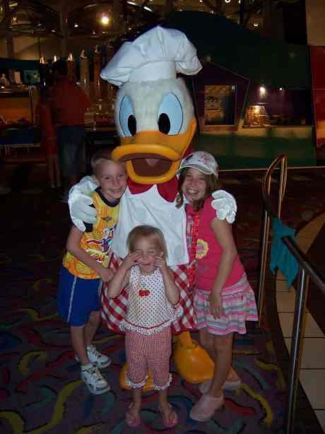 Chef Mickey's 2006
