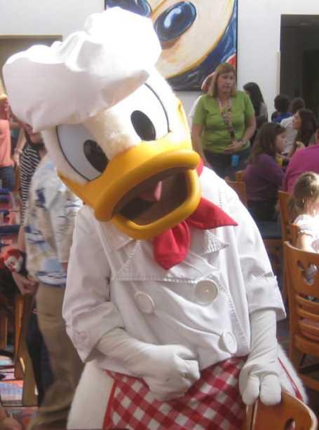 Chef Mickey's 2011