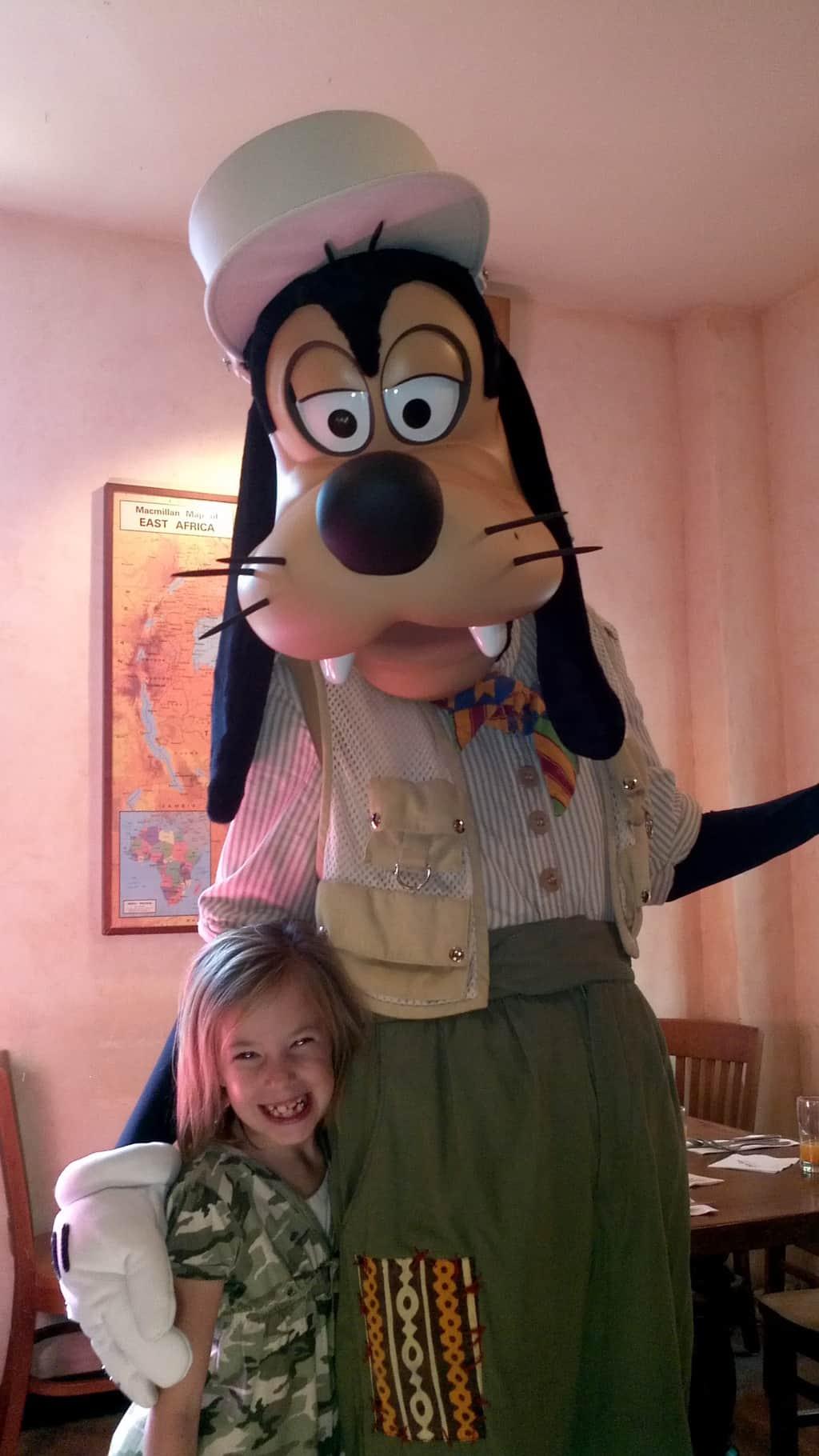 Goofy as The Great Goofini 2012