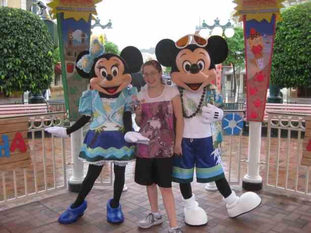Hong Kong Disneyland 2010