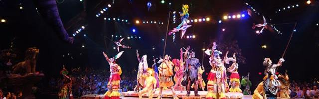 Festival of the Lion King Information