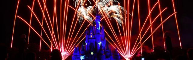 Wishes Fireworks at Magic Kingdom