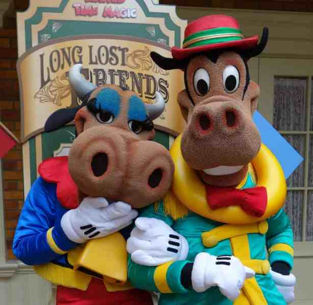 Clarabelle and Horace (2)
