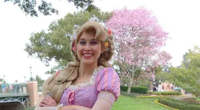 Cinderella and Rapunzel to split up