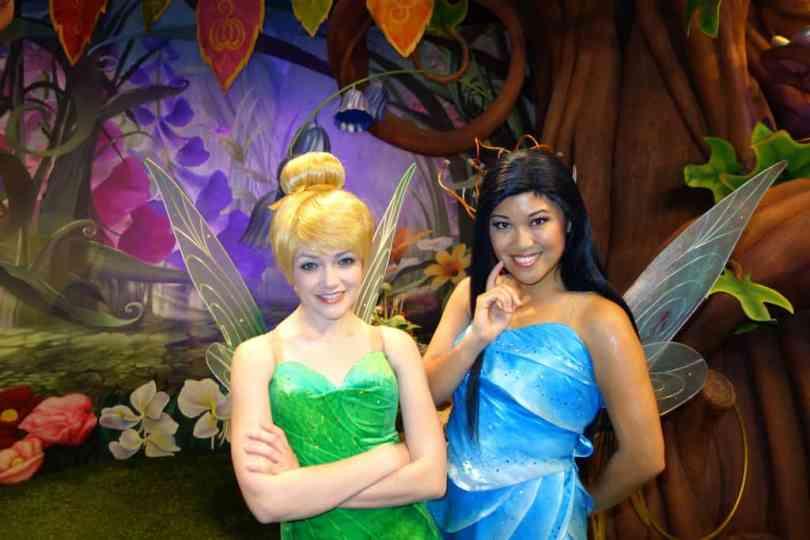 Walt Disney World, Magic Kingdom, Limited Time Magic, Fairies Week, Silvermist, Tinker Bell