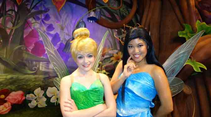 Updates on Anna and Elsa, what's going on with Tink and Friends and Character Palooza